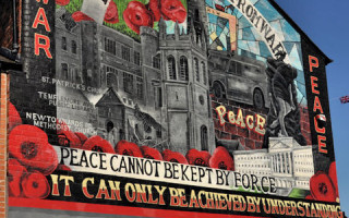 Belfast - War and Peace Mural
