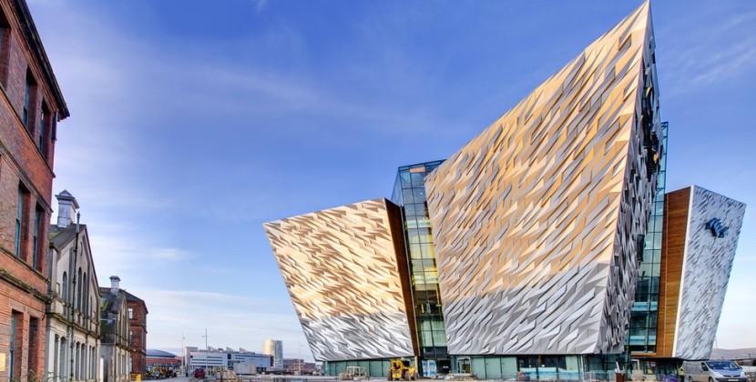 Belfast - Titanic Museum